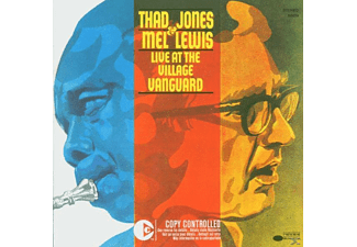JONES,THAD AND LEWIS,MEL - Live At The Village Vanguard - (CD)