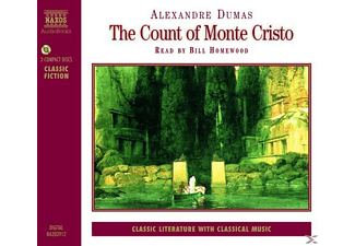The Count Of Monte Christo - 2 CD - Hörbuch