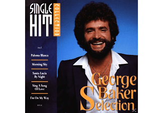 George Baker - Single Hit-Collection - (CD)
