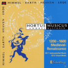 Hortus Musicus - Medieval Renaissance [CD] - broschei