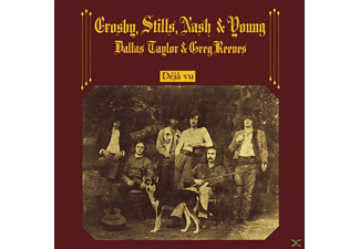 Neil Young, Crosby, Stills, Nash & Young - Deja Vu - (CD)