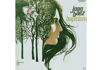 Joan Baez - Baptism - (CD)