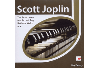 Roy Eaton - Esprit/ Scott Joplin- The Entertainer [CD]
