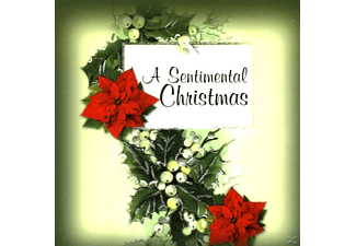 VARIOUS - Sentimental Christmas - (CD)