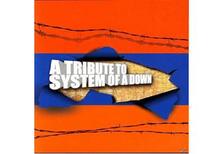 VARIOUS - Tribute To System Of A Down - (CD)