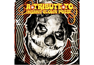 VARIOUS - Tribute To Insane Clown Posse - (CD)