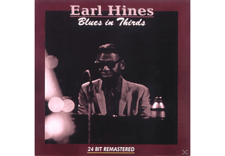 Earl Fatha Hines - Blues In Thirds-24bit - (CD)
