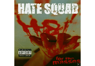 Hate Squad - Hate For The Masses - (CD)