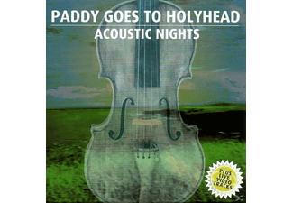 Paddy Goes To Holyhead - Acoustic Nights - (CD EXTRA/Enhanced)