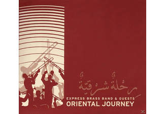 The & Guests Express Brass Band - Oriental Journey - (CD)