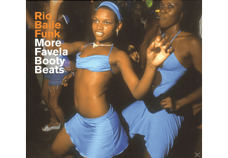 VARIOUS - Rio Baile Funk-More Favela Booty Beats [CD]