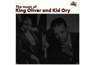 Kid King Oliver/ory - The Music Of - (CD)