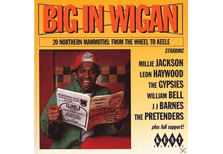VARIOUS - Big In Wigan - (CD)