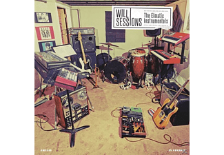 Will Sessions - The Elmatic Instrumentals [CD]