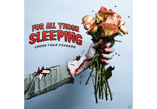For All Those Sleeping - Cross Your Fingers [CD]