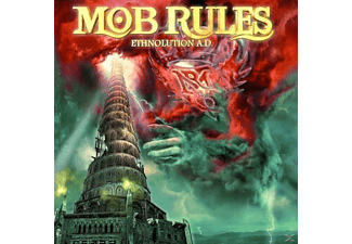 Mob Rules - Ethnolution A.D. - (CD)