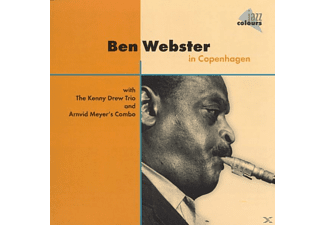Ben Webster - Ben Webster [CD]