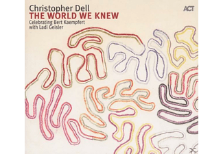 Christopher Dell - The World We Knew [CD]