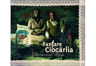 Fanfare Ciocarlia - Queens And Kings - (CD)