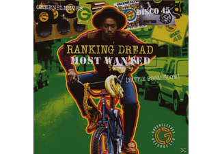 Ranking Dread - Most Wanted-Fattie Boom Boom - (CD)