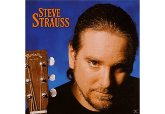 Steve Strauss - Powderhouse Road - (CD)
