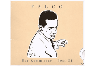Falco - Der Kommissar-Best Of/Dbs [CD]