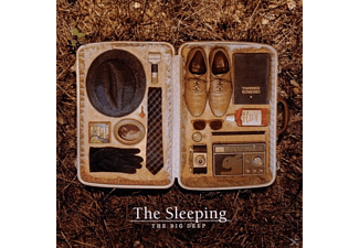 Sleeping - The Big Deep - (CD)