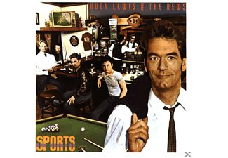 Huey Lewis - Sports (Expanded Version) [CD]