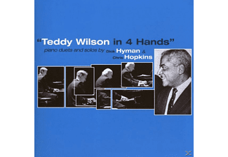 Hopkins, Chris / Hyman, Dick - Teddy Wilson In 4 Hands [CD]