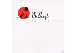 MR.BUNGLE - CALIFORNIA - (CD)