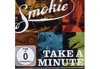 Smokie - Take A Minute+Live In South Afrika [CD + DVD Video]