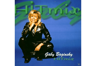 Gaby Baginsky - Hit Mix - (CD)
