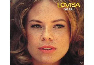 Lovisa - That Girl ! - (CD)
