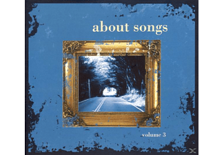 VARIOUS - About Songs 3 - (CD)