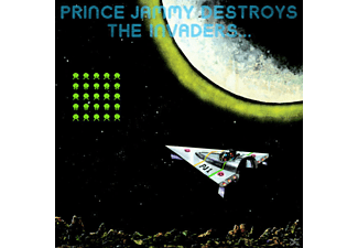 Prince Jammy - Destroys The Invaders - (CD)