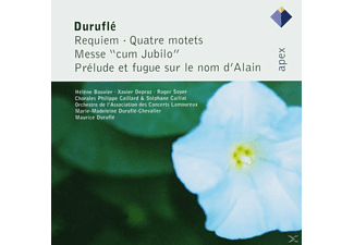 Maurice+marie Durufle - Requiem Op.9/Messe Op.11/+ - (CD)
