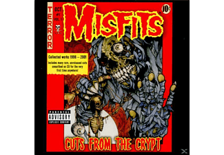 Misfits - Cuts From The Crypt - (CD)