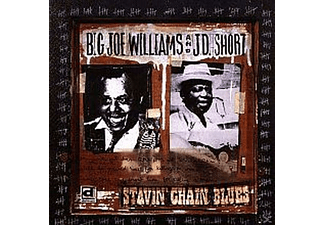 Big Joe Williams - Stavin' Chain Blues - (CD)
