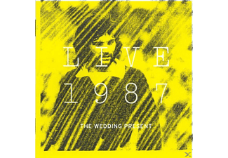 The Wedding Present - Live 1987 - (CD)