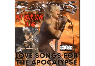 Plasmatics - Put Your Love In Me - (CD)