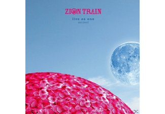 Zion Train - Live As One Remixed - (CD)