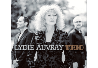 Lydie Auvray - Trio - (CD)