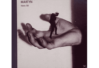 Martyn - Fabric 50: Martyn [CD]