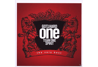 Gotthard - ONE TEAM ONE SPIRIT [CD]