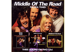 Middle Of The Road - Chirpy Chirpy Cheep Cheep/Acceleration/Drive On - (CD)