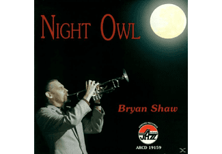 Bryan Shaw - Night Owl [CD]