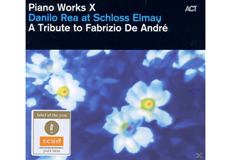 Danilo Rea - Tribute To Fabricio De Andre [CD]