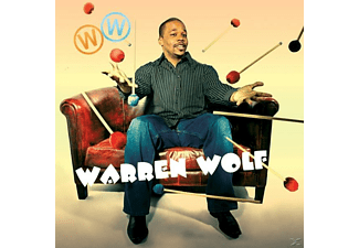 Warren Wolf - Warren Wolf - (CD)