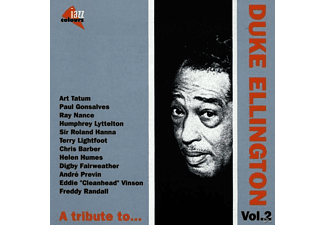 VARIOUS - Tribute To Duke Ellington 2 [CD]