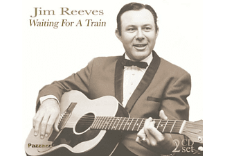Jim Reeves - WAITING FOR A TRAIN - (CD)